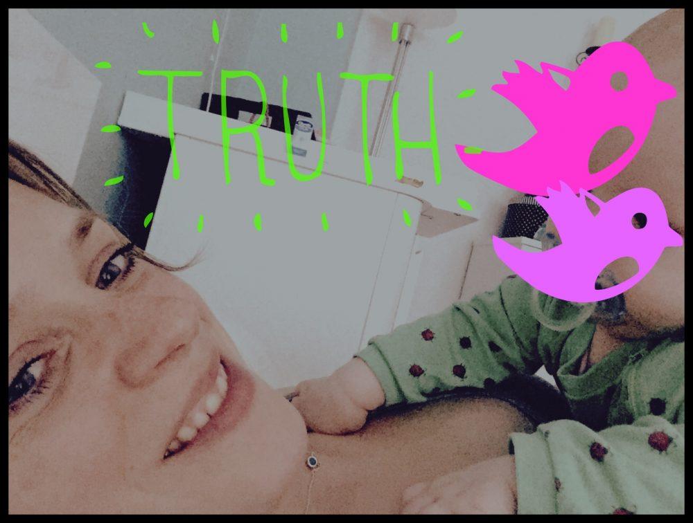 Babykotze 2.0: Mein Tag in Worten