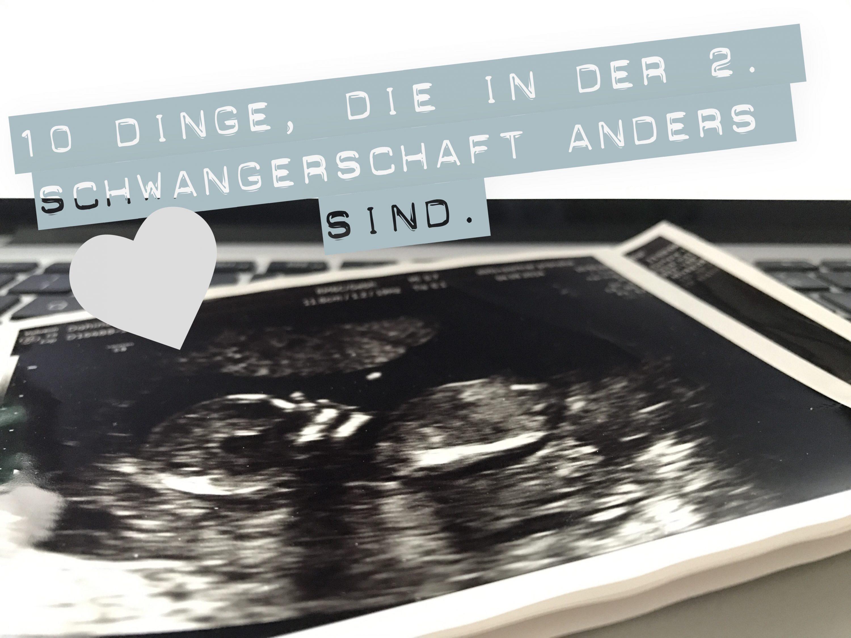 Photo of 10 Dinge, die in der 2. Schwangerschaft anders sind.
