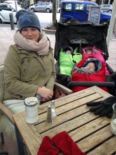 Drilinge Leben mit Drillingen Mama Drillingsmama Mutter Leben Glück Kiel Mamaleben Mamablog Mamablogger Mutterkutter