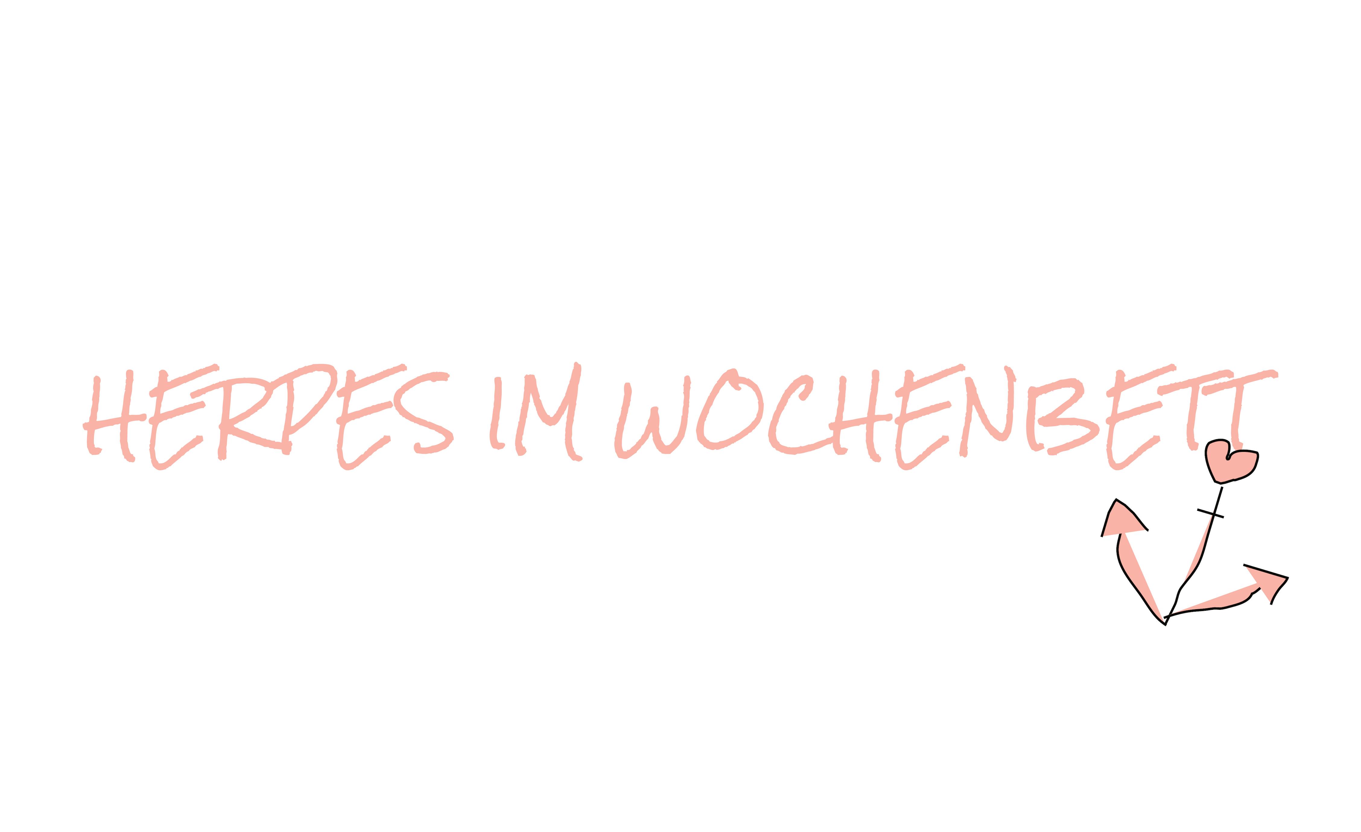 Herpes Wochenbett Hebamme Hebammentipps Hebammenwissen MutterKutter Mamablog Kerstin Lüking