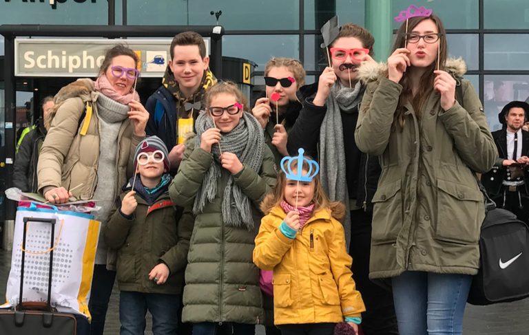 """""""1 Päckchen für 7 Kinder!"""" - Großfamilienmama Kerstin Lüking gegen den Konsumterror"""
