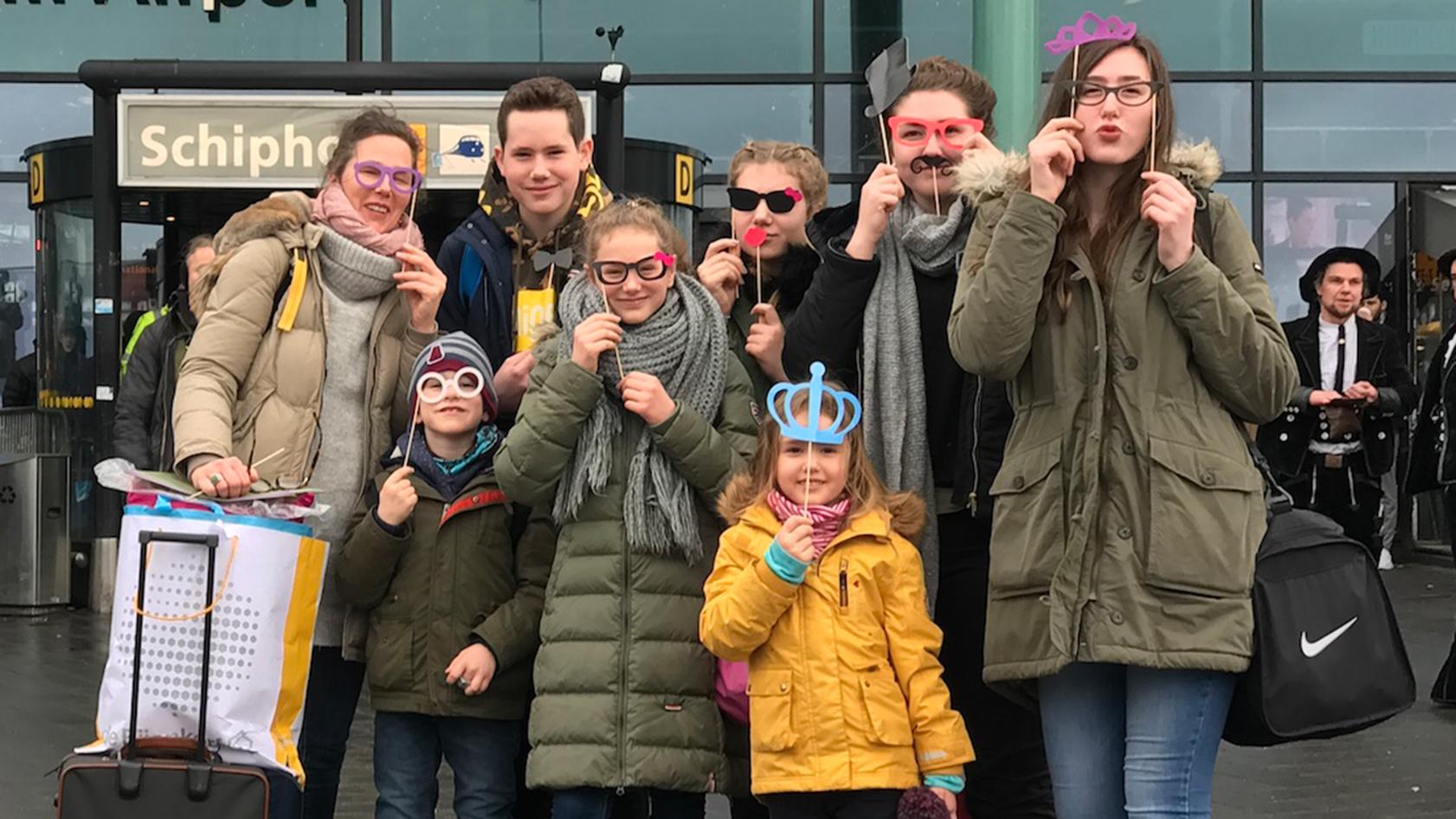 Großfamilie Großfamilienmama Ausflug Großfamilienmutter Goßfamilienmama Amsterdam Mamablog Hebamme Kerstin Lüking Mamablogger Mutterkutter Kiel