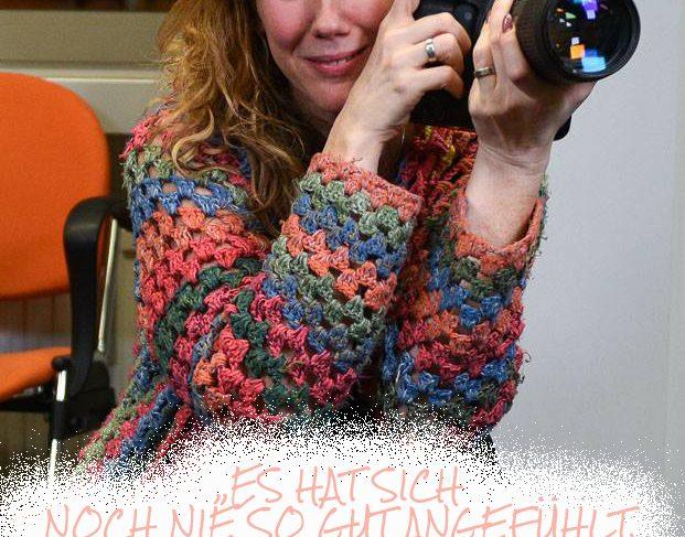 """gefilmt! """"Das Feedback ist irre!"""" Fotografin Jenny Klestil über ihr Projekt """"Glück kennt keine Behinderung."""""""