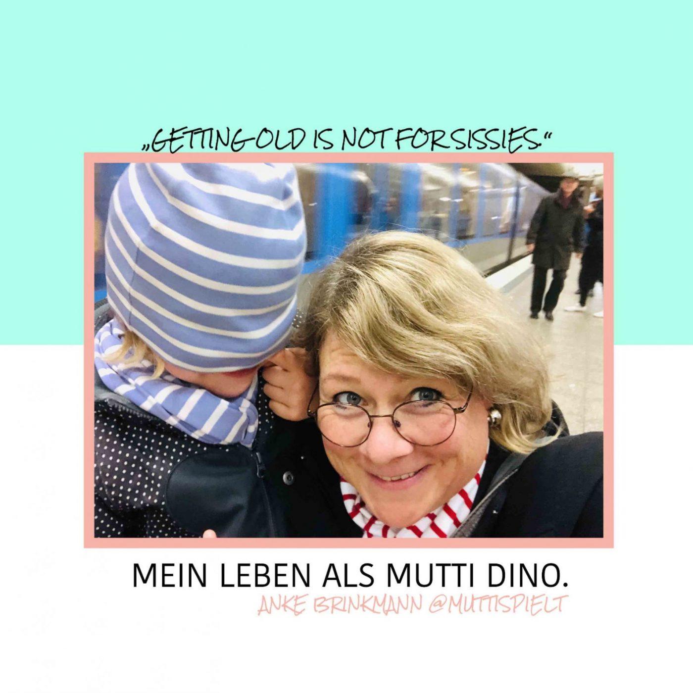 """Photo of Spätes Mutterglück: """"Ich muss keine Supermutti mehr sein. Ich pflege mich nicht für gekaufte Geburtstagskuchen und pädagogisch nicht sinnvolles Spielzeug zu schämen. Ich bin so unperfekt, da kann man sich mal hängen lassen."""""""