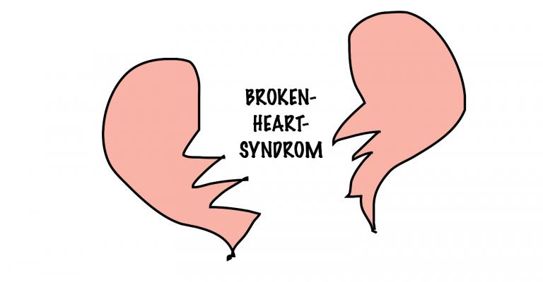 Broken-Heart-Syndrom: Wenn das Herz bricht.