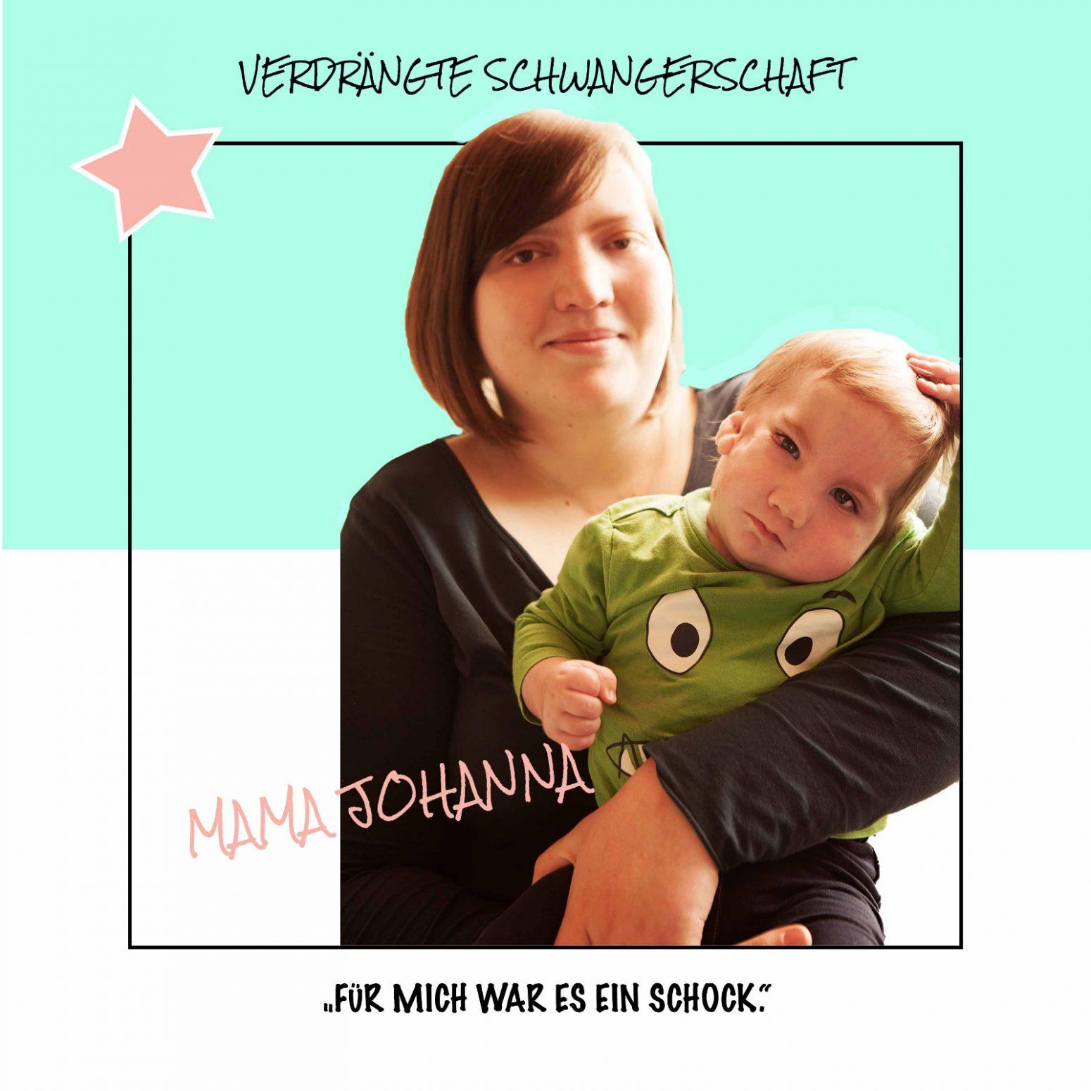 verdrängte Schwangerschaft plötzlich Mama Mamasein schwanger Baby Eltern alleine Mama geworden MutterKutter