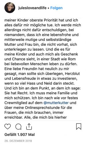 Hass im Netz Dr. Judith Bildau @julesloveandlife MutterKutter
