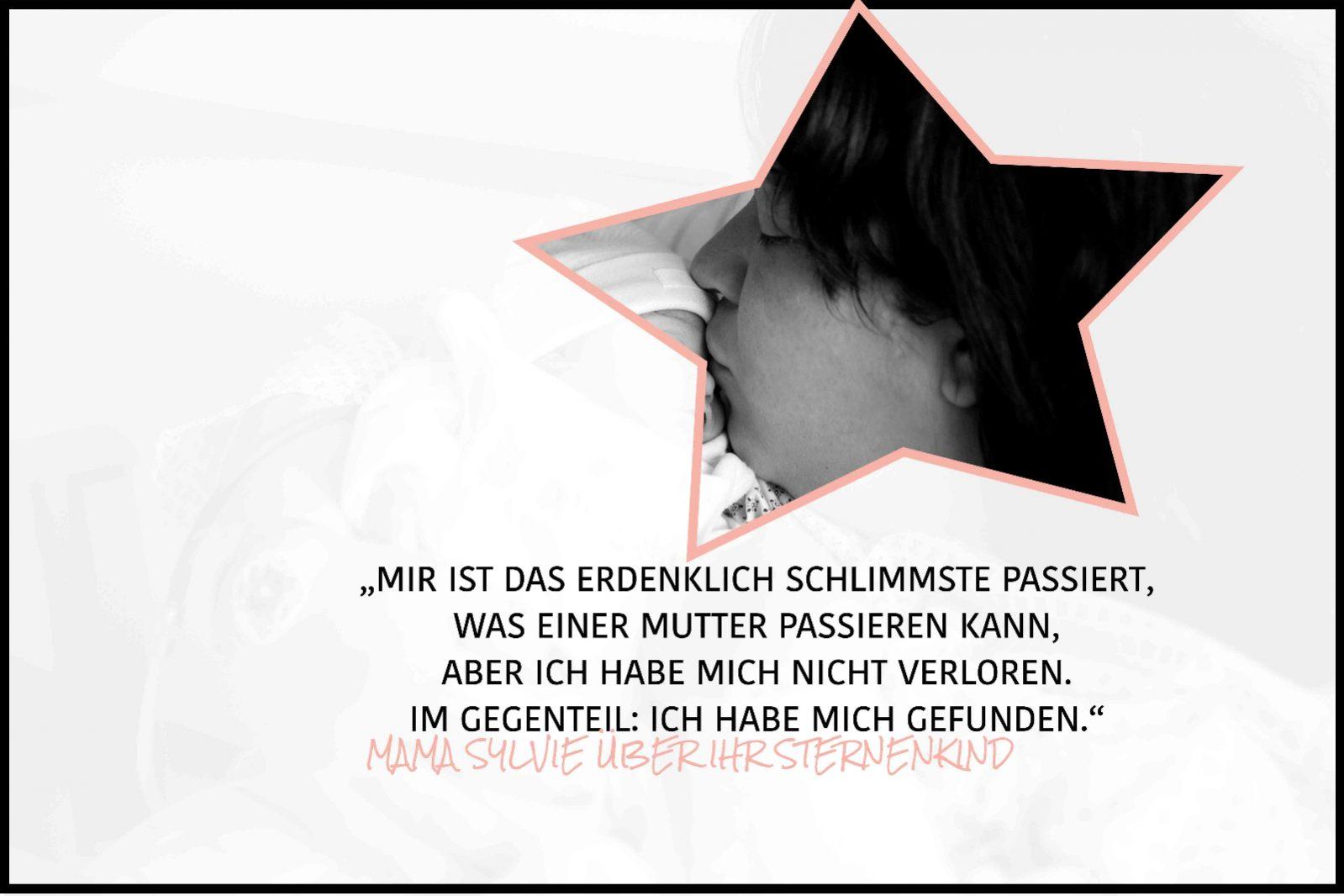 """Photo of Sternenkind: """"Ich hätte alles dafür gegeben, sie ewig weitertragen zu können."""" Interview mit Mama Sylvie."""