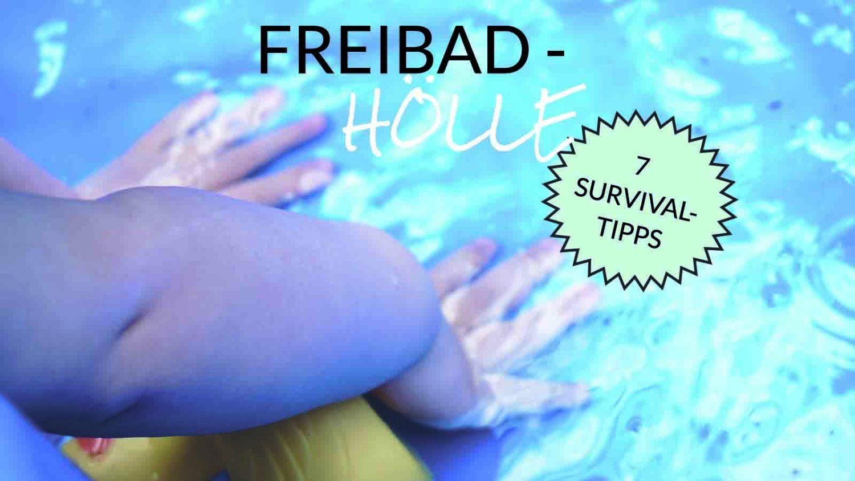Photo of Freibad – Horror: Mit diesen 7 Tipps überstehst du das Nass mit deinen Kids.