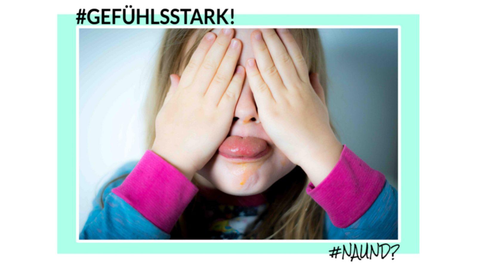 """Photo of Gefühlsstarke Kinder: """"Mein Kind macht kein Drama – es erlebt ein Drama."""""""