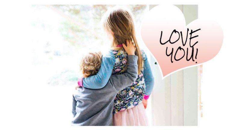 Ein virtueller Liebesbrief. Für meine Töchter.