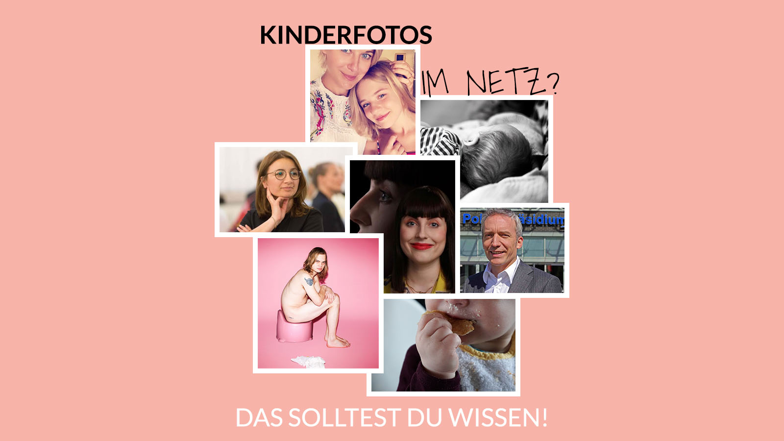 """Photo of Kinderfotos im Netz: """"Kinderbilder sind in bestimmten Kreisen zu einer Handelsware geworden."""""""