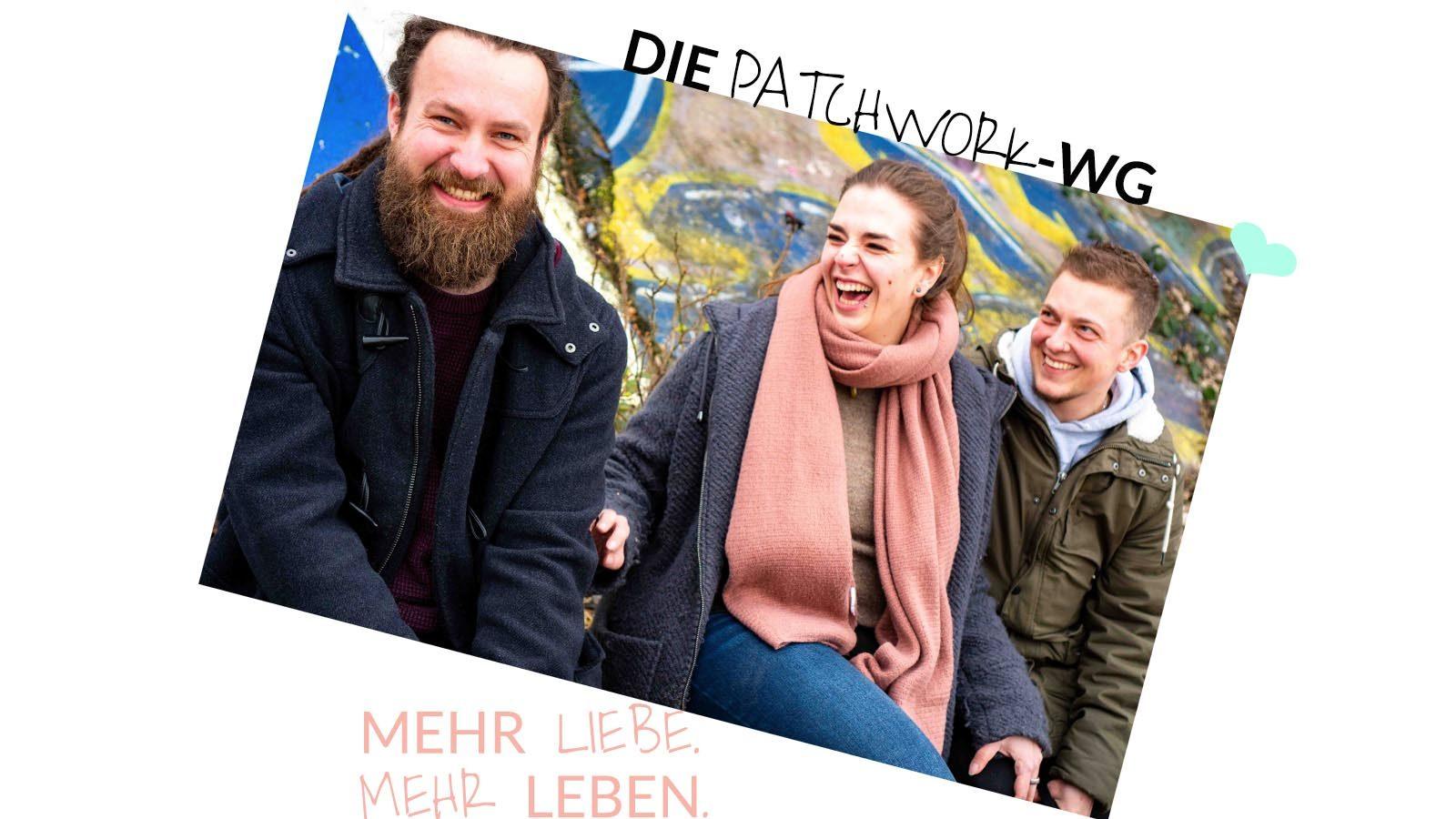 """Photo of Die Patchwork-WG: """"Es ist mehr Liebe im Raum."""""""