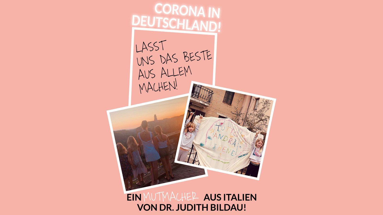 Photo of Corona in Deutschland: Ich fühle euch!